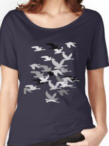 Fly Away Women's Relaxed Fit T-Shirt