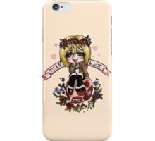 Christa Renz iPhone Case/Skin