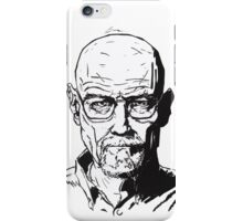 Walter White - Breaking Bad iPhone Case/Skin