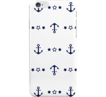 Anchors Aweigh iPhone Case/Skin