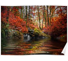 Just Drem Along ~ Fall Colors ~ Poster