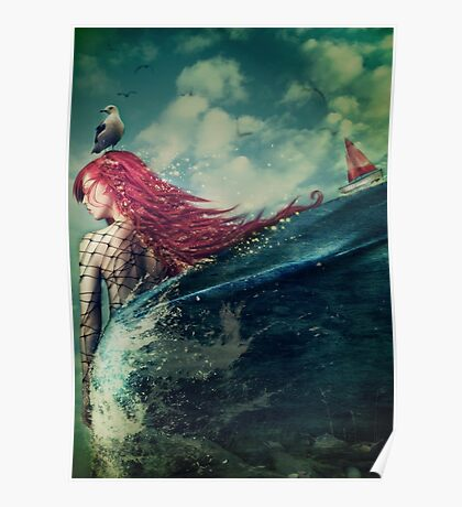This is the Sea Poster