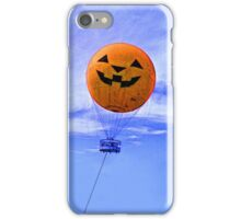 Jack O' Lantern Balloon iPhone Case/Skin