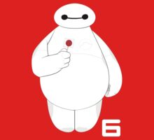 Disney - Big Hero 6 - BAYMAX by Brit Eddy