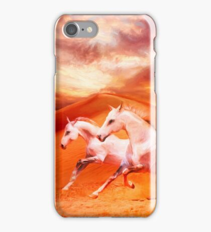Unbridled Spirit iPhone Case/Skin