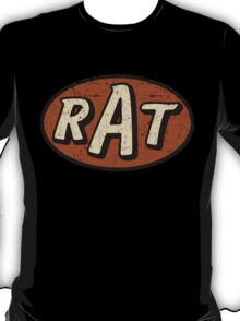 RAT - weathered/distressed T-Shirt