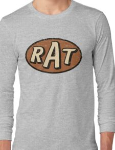 RAT - weathered/distressed Long Sleeve T-Shirt