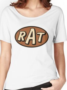 RAT - solid Women's Relaxed Fit T-Shirt