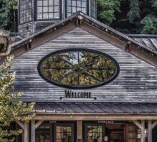 Jack Daniels - Welcome Center Sticker
