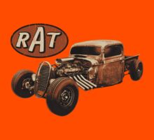 Rust RAT Kids Tee