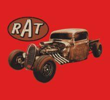 Rust RAT Baby Tee