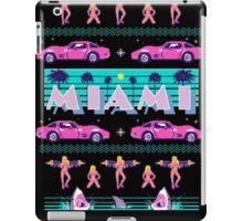 Miami Christmas iPad Case/Skin