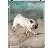 When Pugs Fly iPad Case/Skin