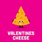 Character Building - Valentines - Cheese by SevenHundred