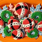 Christmas Cookies 2016 by jewelskings