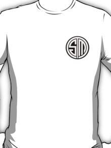 Team SoloMid (White on Black) T-Shirt