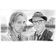 Eddie and Richie  Poster