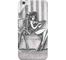 Mr Tickles  iPhone Case/Skin