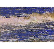 Atlantic Breaker Photographic Print