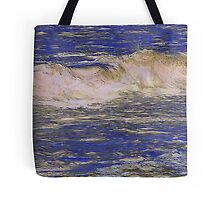 Tote Bag 33..................................Atlantic Breaker by Fara
