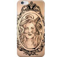 a lady's companion iPhone Case/Skin