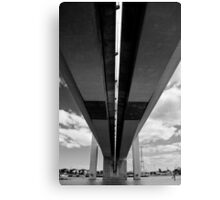Bridging Bolte - Melbourne, Australia Canvas Print