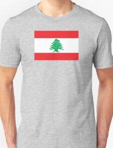 Lebanon - Standard Unisex T-Shirt