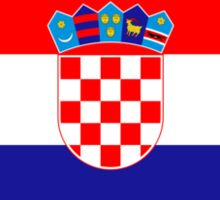 Croatia - Standard Sticker