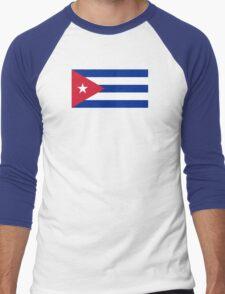 Cuba - Standard Men's Baseball ¾ T-Shirt