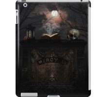 The Legend of Mercy Brown iPad Case/Skin