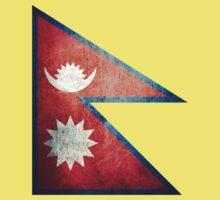 Nepal - Vintage Kids Tee