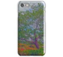 Tree in a Winery iPhone Case/Skin