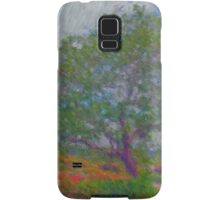 Tree in a Winery Samsung Galaxy Case/Skin