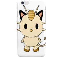 Hello Meowth  iPhone Case/Skin