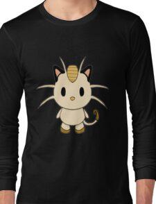 Hello Meowth  Long Sleeve T-Shirt