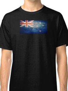 New Zealand - Vintage Classic T-Shirt