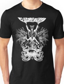 Electric Wizard - Baphomet (White) Unisex T-Shirt