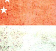 Singapore - Vintage Sticker