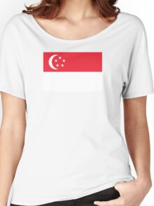 Singapore - Standard Women's Relaxed Fit T-Shirt