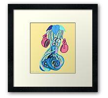 Arbor Azule- Aoba's Soul Framed Print