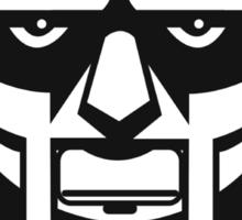 MF DOOM OBEY Sticker