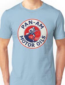 Pan Am Motor Oils Unisex T-Shirt
