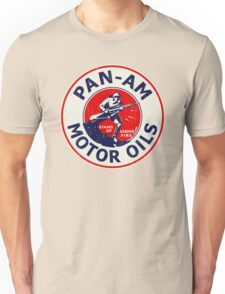Pan Am Motor Oils T-Shirt