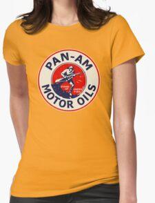 Pan Am Motor Oils Womens T-Shirt