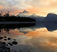 Colter Bay II - Grand Teton National Park, Wyoming by Tomas Abreu