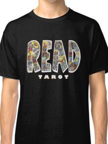 Be Well Read - READ TAROT (Black) Classic T-Shirt