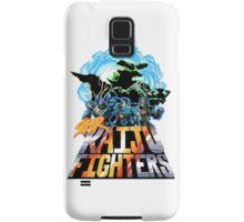 Super Kaiju Fighters Samsung Galaxy Case/Skin