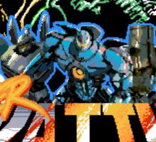 Super Kaiju Fighters Sticker