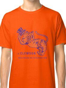 a clemson tiger Classic T-Shirt