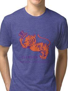 a clemson tiger Tri-blend T-Shirt